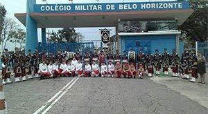 Colégio Militar BH Matrículas