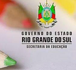 Governo RS Secretaria Educação