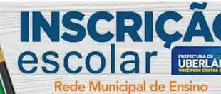 Pré Matrícula Uberlândia 2020
